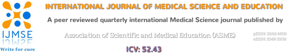 International Journal of Medical Science and Education